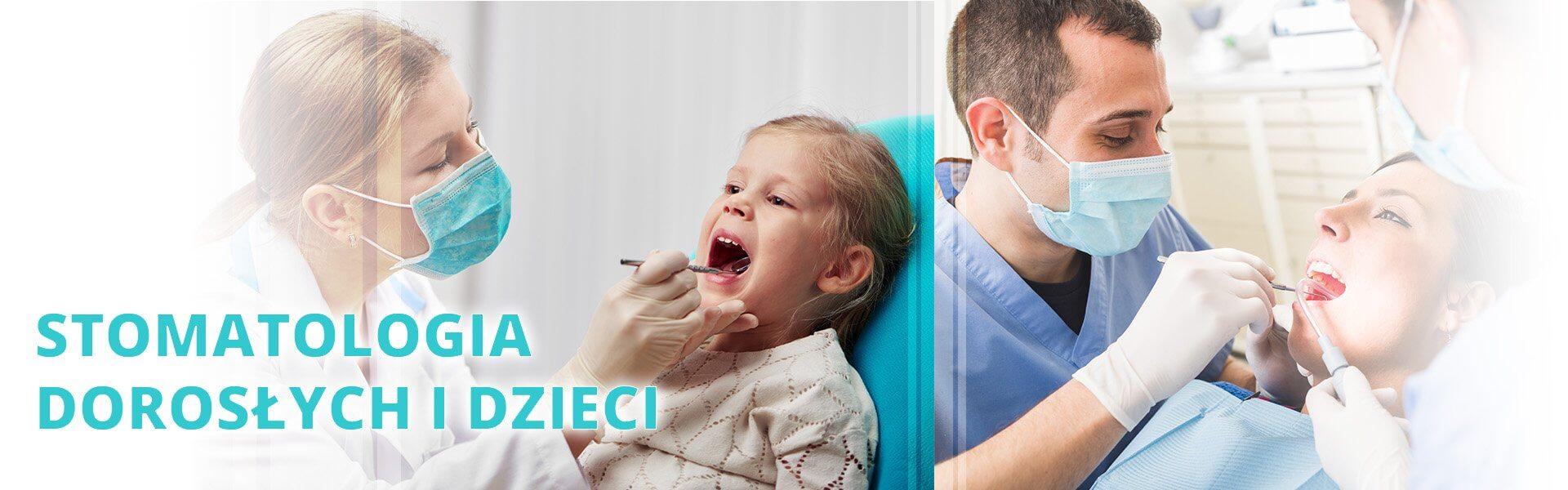 stomatolodzy podczas pracy
